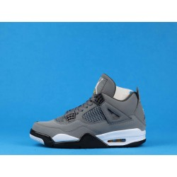 "Air Jordan 4 ""Cool Grey"" 308497-007 White Gray"