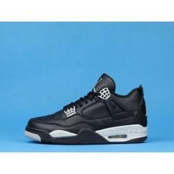 "Air Jordan 4 ""Oreo"" 314254-003 Remastered Black White"