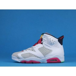 "Air Jordan 6 ""Hare"" CT8529-062 Red White"