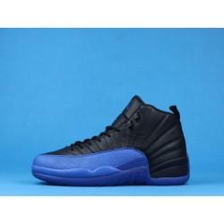 """Air Jordan 12 """"Game Royal"""" 130690-014 Black Blue"""