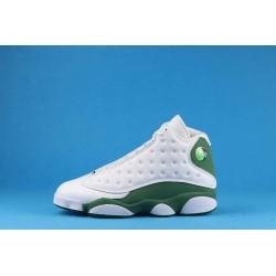 "Air Jordan 13 ""Ray Allen PE"" 414571-125 White Green"