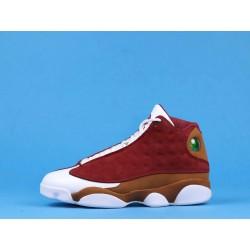 """Air Jordan 13 """"Bin 23"""" 417212-601 Red Brown"""