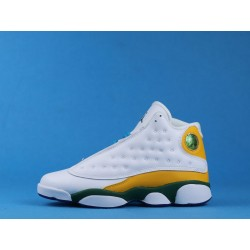 "Air Jordan 13 ""Playground"" CV0785-158 White Orange Yellow"
