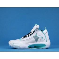 """Air Jordan 34 """"Guo Ailun"""" BQ3381-103 White Green"""