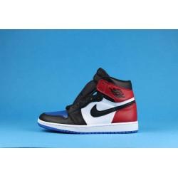 "Air Jordan 1 High ""TOP 3"" 555088-026 Red Blue Black"