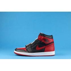 "Air Jordan 1 High ""Homage To Home"" 861428-061 Red Black White"