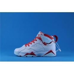 "Air Jordan 7 GS ""Hot Lava"" Topaz Mist White Pink 40-46"