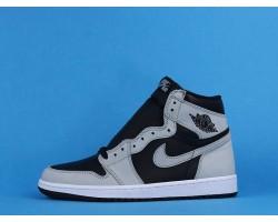 """Air Jordan 1 High OG """"Shadow 2.0"""" 555088-035 Gey Black 36-47"""
