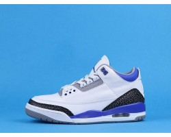 "Air Jordan 3 ""Racer Blue"" CT8532-145 White Blue 40-47"