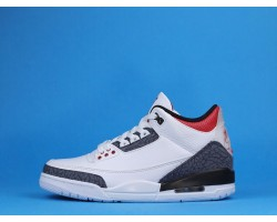 "Air Jordan 3 SE T ""Fire Red"" CZ6433-100 White Black 40-47"