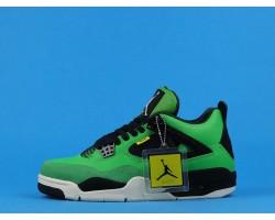 """Air Jordan 4 """"Manlia"""" AJ4-965234 Black Green 40-47"""