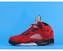 "Air Jordan 5 ""Raging Bull"" DD0587-600 Red Black 40-47"