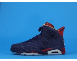 """Air Jordan 6 DB """"Doernbecher"""" CI6293-416 Blue Red 40-46"""