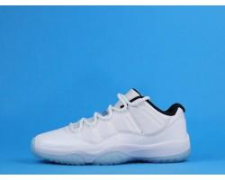"""Air Jordan 11 Low """"Legend Blue"""" AV2187-117 White Blue 40-47"""