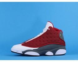 "Air Jordan 13 ""Red Flint"" 414571-600 Red Gey White 40-47"